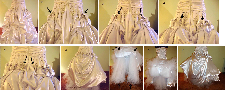 Artcardbook Wedding Ideas Elegant Punk Rock Wedding Dress How