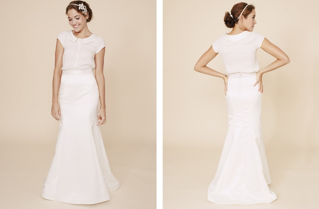 The Concept Of Simple Wedding Dresses Gowns: ArtCardBook Wedding Ideas: Simple Wedding Dresses For