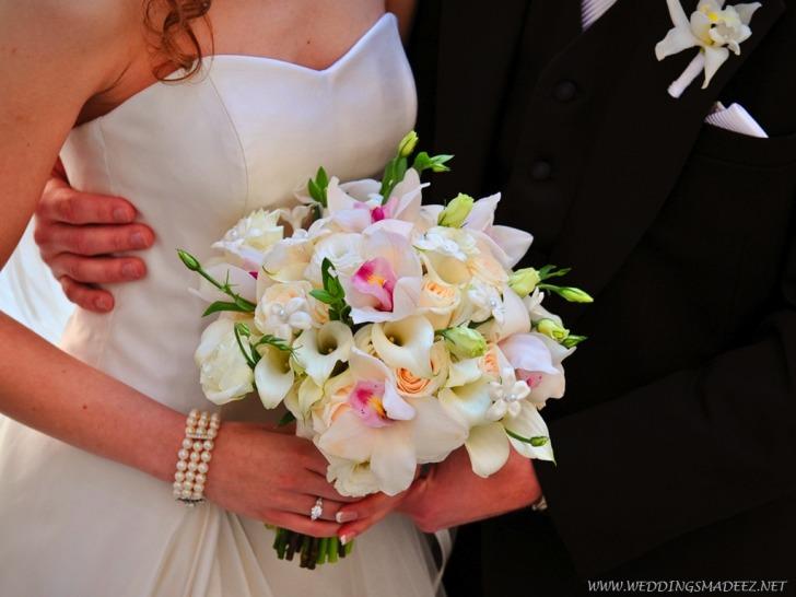 wedding bouquets roses thumb how make original