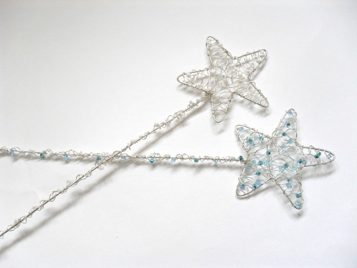 wedding wand starlight