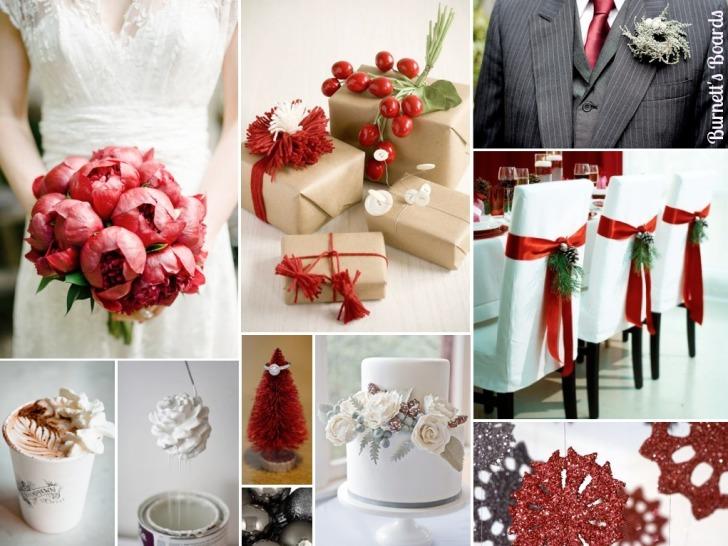 wedding wednesday christmas weddings